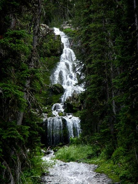 Hyalite Lake Montana