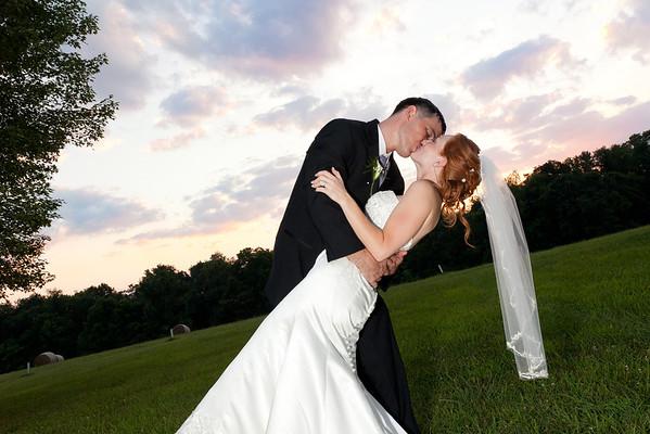 Becky and Dan Wedding