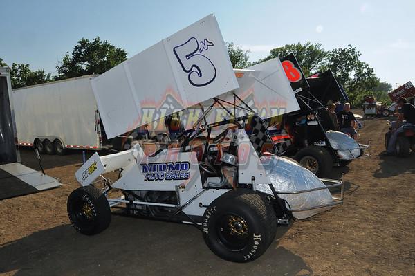 7-12-2013  ASCS Warriors US36 Raceway