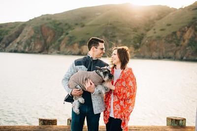 Danielle and Braden's Engagement (Kelsey)