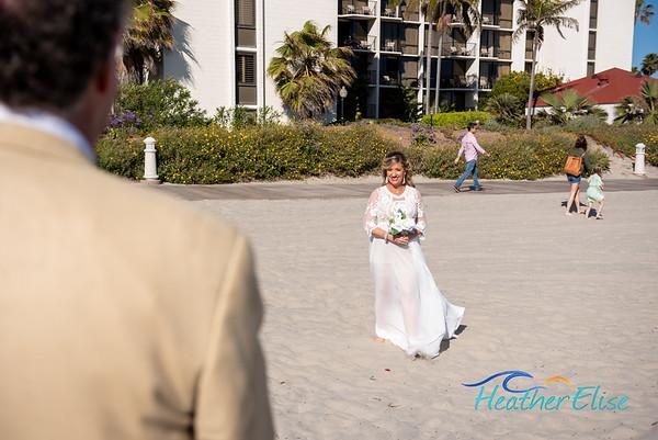 Coronado Wedding | Megan + David | San Diego Wedding Photographer