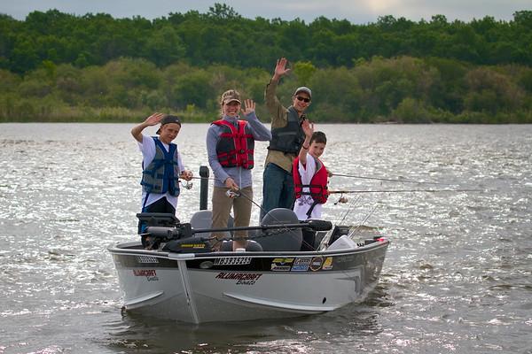 Generation Next Angler Tournament 2013
