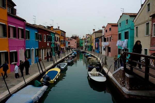Venice - Murano and Burano 2007