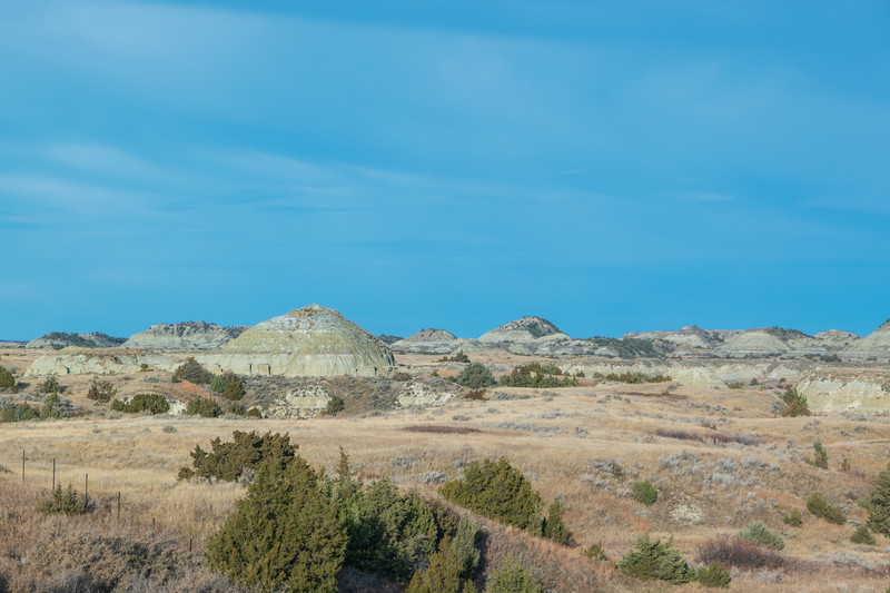 North Dakota Western Badlands
