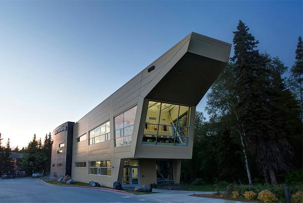 ANSEP Building