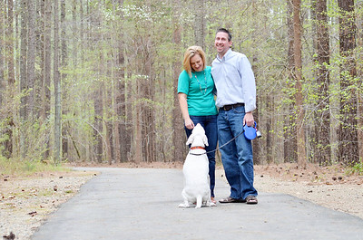 Jim & Katie, engagement