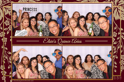 Elise's Quince 11.23.19