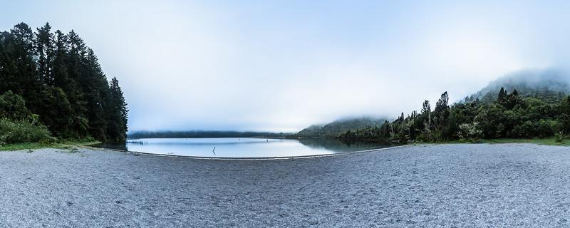 Lake Tikitapu