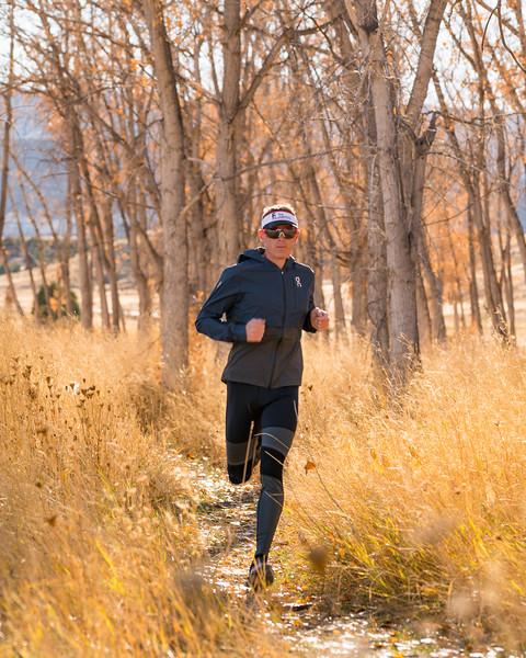 Outdoor Action Photography for Gruvi   Featuring Triathlete Matt Hanson