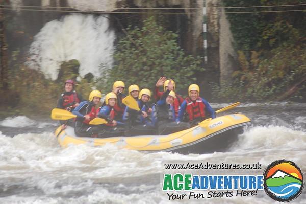 Tay Rafting Saturday 2nd November AM
