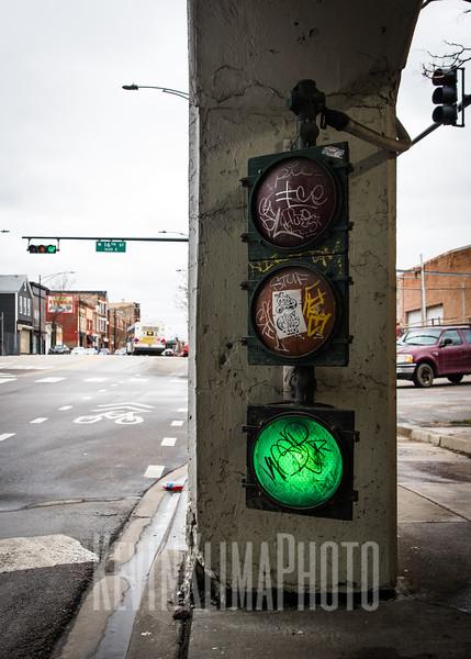 Pilsen Traffic Light