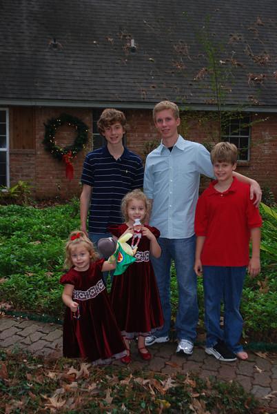 Family Christmas Albums