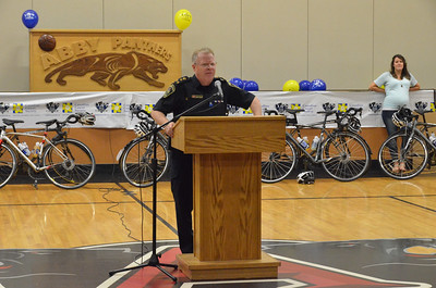 2016 Cops for Cancer Rally