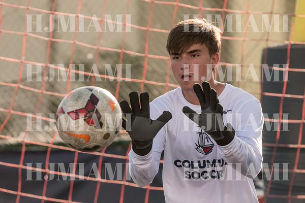 Boys Varsity Soccer 11/21/18