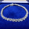 9.50ctw Round Brilliant Diamond Tennis Bracelet 0