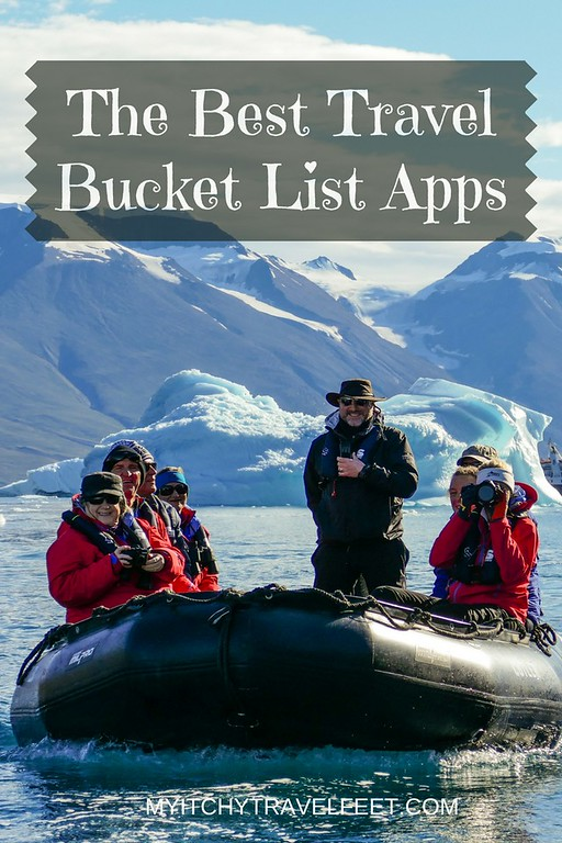 The best travel bucket list apps for boomer travelers. Dream, plan, go with our list of recommended travel apps.