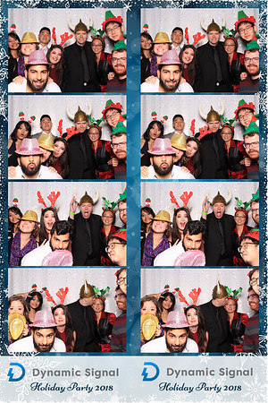 Dynamic Signal Holiday Party 2018