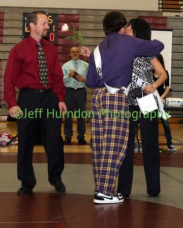 UGHS Wrestling 01-27-09
