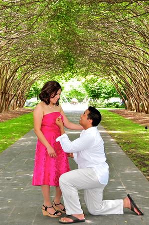 Jason & Jenny, Engaged