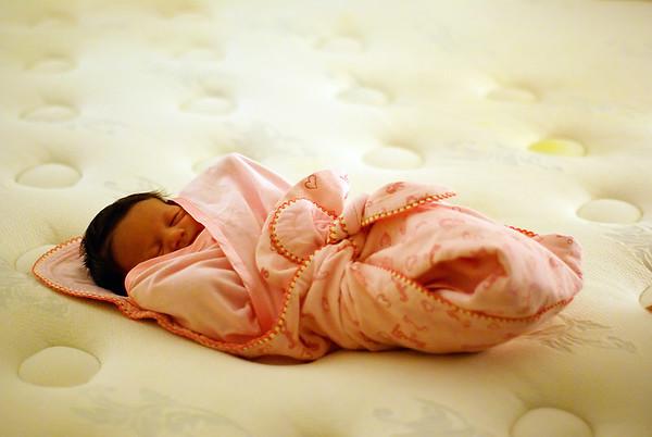 Celeste: A week old