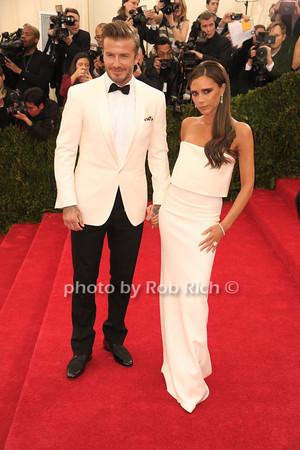 David Beckham and Victoria Beckham photo by Rob Rich © 2014 robwayne1@aol.com 516-676-3939