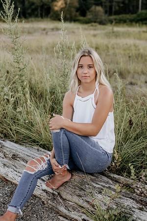 Lainee Springer   Senior Photos 2019