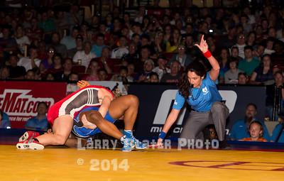Women Finals 48 58 69, 2014 WTT