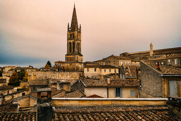 France - St. Emilion (Nov 2016)
