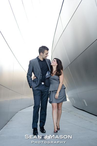 Natalie & Randy Engagement