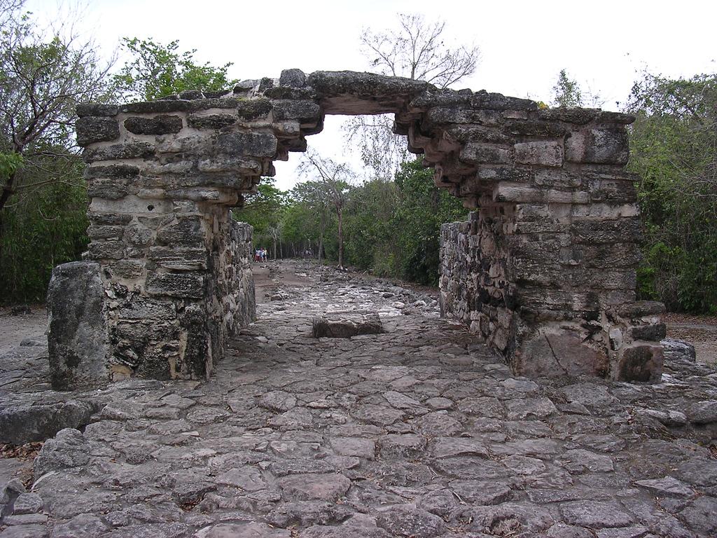San Gervasio - Best Mayan Ruins in Mexico