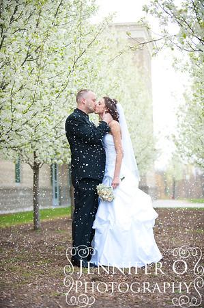 Brandon and Ashley | Wedding