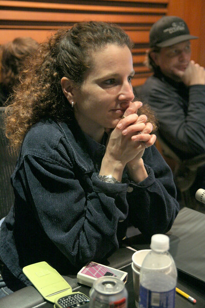 Apr. 26, 2010 Beth Shir Sholom Recording Session