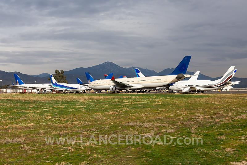 Onur Air A330-300 - TC-OCC - SBD