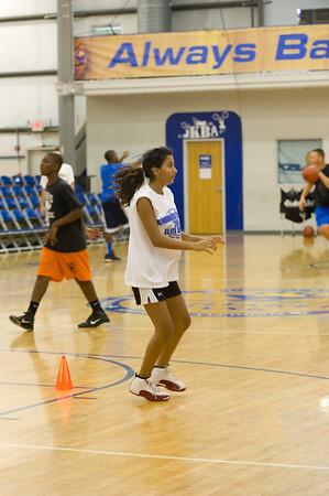 DeMarcus Cousins Elite Skills Basketball camp day 2