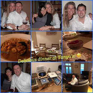 Dinner at Tanya's 09/19