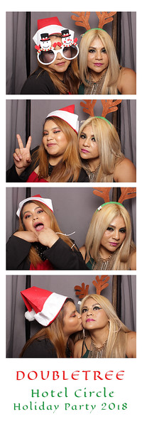 12.19.18 Doubletree Holiday Party