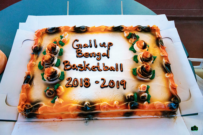 GHS Boys Basketball Banquet 5-1-2019
