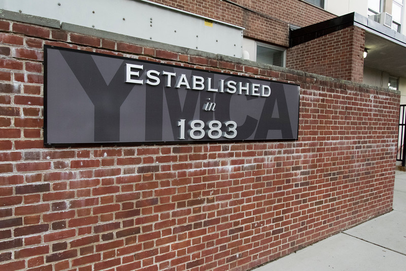 05/20/19  Wesley Bunnell | Staff  The sign outside of the New Britain YMCA.
