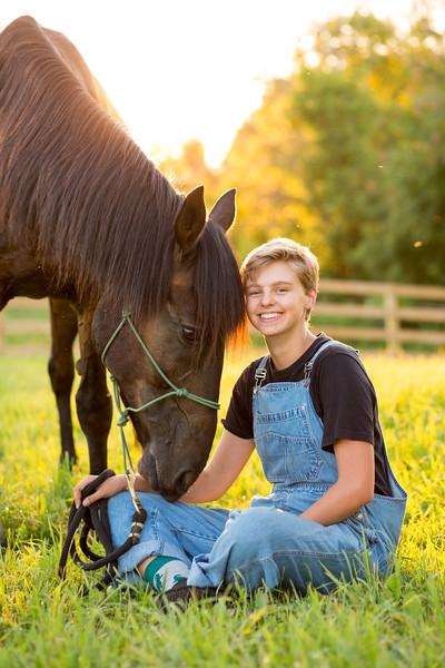 Finn- Equine Session