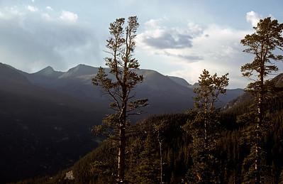 Colorado Vacation -  1978