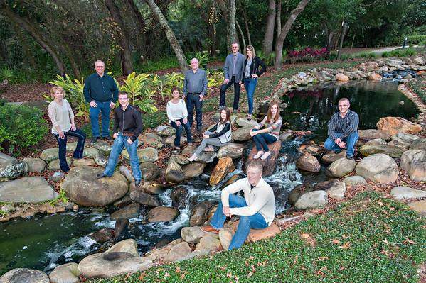 The Dawson Family 2014