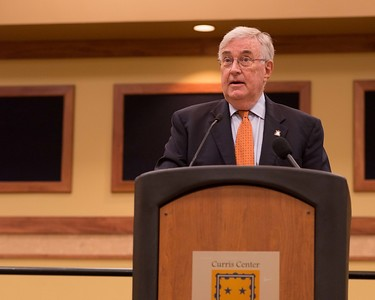 Harry L. Waterfield Distinguished Lecture in Public Affairs 2015