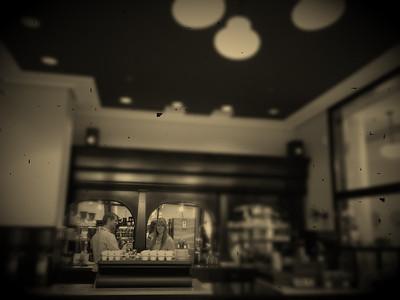 Coffee Shops & Workspaces