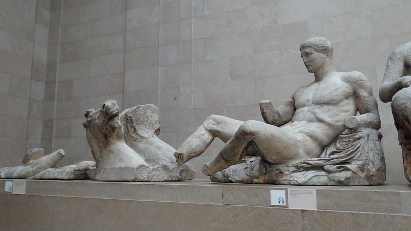 Parthenon sculptures, British Museum
