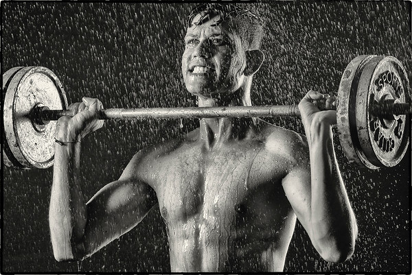 Deven - Fitness (Dhruv Panchal Shoot)