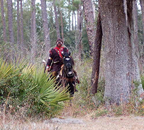 Dade`s Battle Reenactment  2011