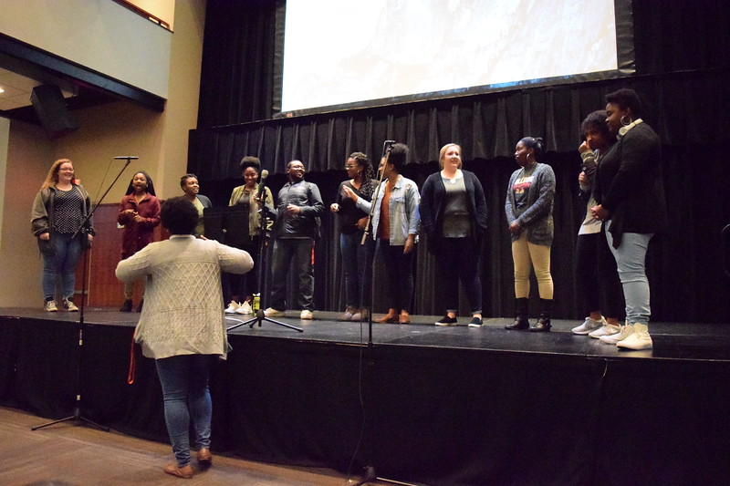 Gospel Choir at Dimensions