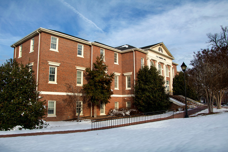 GWU Snow January 2017