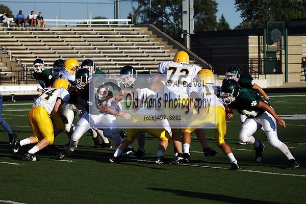 JHS JV Football 2010