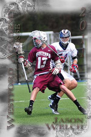 Sample Lacrosse Poster